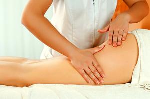 Антицелюлітний та апаратний масаж
