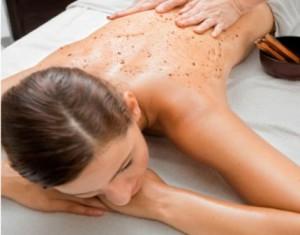 Медово-кавовий масаж
