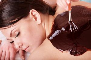 Шоколадний масажШоколадний масаж